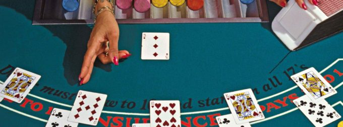 Blackjack : jouer au blackjack dans un casino